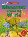 Dinosaurs Around the World. Illustrated by Anthony Lewis - Anthony Lewis