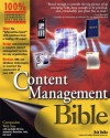 Content Management Bible - Bob Boiko
