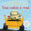 Toad Makes A Road (Easy Words To Read Series) - Jenny Tyler