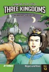Three Kingdoms Volume 12: Wagers and Vows - Wei Dong Chen, Xiao Long Liang