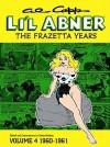 Al Capp's Li'l Abner: The Frazetta Years Volume 4 (1960-1961) - Al Capp, Frank Frazetta
