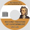 Second Treatise Of Government - John Locke