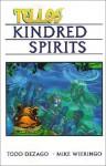 Tellos (Volume 2): Kindred Spirits - Todd Dezago