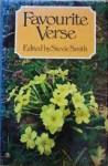 Favourite Verse Edited by Stevie Smith - Stevie Smith