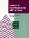 Proceedings of the First International Conference on Difference Equations - John R. Graef, Saber Elaydi