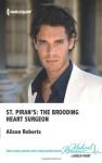 St Piran's: The Brooding Heart Surgeon - Alison Roberts