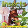 Insects And Spiders: Songs That Teach About Insects, Spiders And Other Arthropods; Ages 4 9 (The Science Series) - Kim Mitzo Thompson
