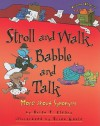 Stroll and Walk, Babble and Talk: More about Synonyms - Brian P. Cleary, Brian Gable