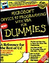 Microsoft Office 97 Programming For Dummies - Karen Jaskolka, Mike Gilbert