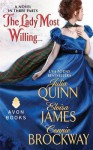 The Lady Most Willing...: A Novel in Three Parts (Lady Most #2) - Eloisa James, Connie Brockway, Julia Quinn