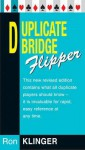 Duplicate Bridge Flipper - Ron Klinger, Hugh Kelsey