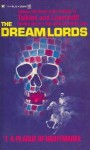 The Dream Lords #1: A Plague Of Nightmares - Adrian Cole
