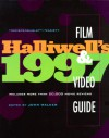 Halliwell's Film and Video Guide, 1997 - John Walker