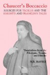 Chaucer's Boccaccio - Nicholas R. Havely, Giovanni Boccaccio