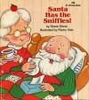 Santa has the sniffles - Diane Stortz