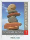 Management 10th Edition Custom for Cuyahoga Community College - John R. Schermerhorn Jr.
