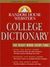 Random House Webster's College Dictionary - Dictionary