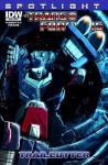 Transformers Spotlight Trailcutter #1 (Regular Cover, Chosen Randomly) - James Roberts