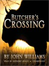 Butcher's Crossing (MP3 Book) - John Edward Williams, Anthony Heald