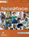 Face2face Starter Student's Book [With CDROM and CD (Audio)] - Chris Redston, Gillie Cunningham