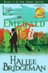 Emerald Fire (Christian Romance) (The Jewel Series) - Hallee Bridgeman
