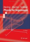 Physik für Ingenieure - Ekbert Hering, Rolf Martin, Martin Stohrer