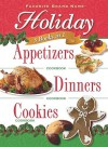 Digest 3 in 1 Holiday Appetizers, Dinners and Cookies - Publications International Ltd.