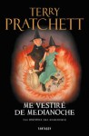 Me vestiré de medianoche - Terry Pratchett, Manu Viciano