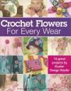 Crochet Flowers for Every Wear - Kooler Design Studio
