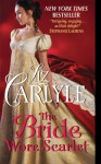 The Bride Wore Scarlet (Fraternitas #2) - Liz Carlyle