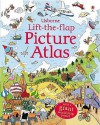 Lift The Flap Picture Atlas - Alex Frith, Kate Leake