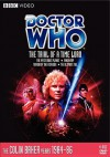 DVD: Dr. Who: A Trial of the Time Lord - NOT A BOOK