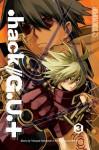 Hack//G.U.+, Volume 3 - Tatsuya Hamazaki, Yuzuka Morita