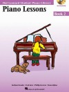 Piano Lessons Book 2 - Book/Enhanced CD Pack: Hal Leonard Student Piano Library - Snyder Audrey, Phillip Keveren, Fred Kern, Mona Rejino