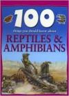 Reptiles & Amphibians - Ann Kay, Steve Parker