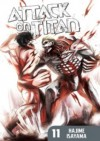 Attack on Titan #11 - Isayama Hajime