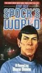 Spock's World (Star Trek: The Original Series) - Diane Duane