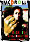 Kick It With Conviction - McDroll