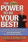 The Power to Be Your Best - Todd Duncan