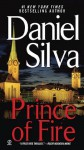 Prince of Fire (Audio) - Guerin Barry, Daniel Silva