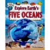 Explore Earth's Five Oceans (Explore the Continents) - Bobbie Kalman