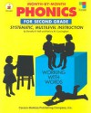 Month-By-Month Phonics for Second Grade: Systematic, Multilevel Instruction for Second Grade - Dorothy Hall, Patricia Marr Cunningham