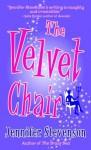 The Velvet Chair (Jewel Heiss #2) - Jennifer Stevenson