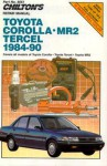 Chilton Book Company Repair Manual. Covers All Models - Kerry A. Freeman
