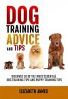 Dog Training Advice - Elizabeth James