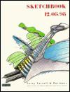 Terry Farrel & Partners: Sketchbook 12.05.98 - Robert Maxwell, Terry Farrell