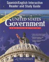 Holt McDougal United States Government Spanish/English Interactive Reader and Study Guide: Principles in Practice - Holt McDougal, Edwin Bjorkman, W.W. Worster
