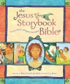 The Jesus Storybook Bible: Every Story Whispers His Name - Sally Lloyd-Jones, Jago