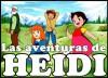 Las aventuras de Heidi (Spanish Edition) - Johanna Spyri