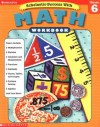 Scholastic Success With: Math Workbook: Grade 6 (Scholastic Success with Workbooks: Math) - Susan L. Lingo, Terry Cooper